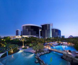 Grand Hyatt Dubai бронирование