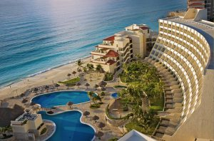 Grand Park Royal Cancun бронирование