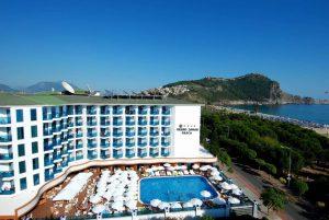 Grand Zaman Beach Hotel бронирование