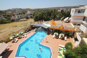 Grecian Fantasia Resort бронирование