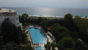 Green Peace Hotel бронирование