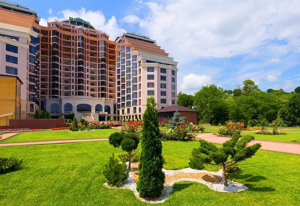 Green Resort Hotel & Spa бронирование