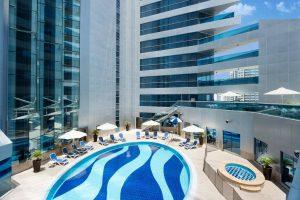 Gulf Court Hotel Business Bay бронирование
