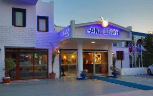 Gumbet Anil Beach Hotel бронирование