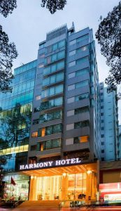 Harmony Saigon Hotel бронирование