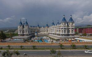 Haydarpasha Palace бронирование