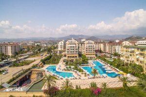 Hedef Resort Hotel бронирование