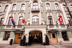 Helvetia Hotel бронирование