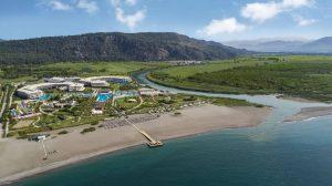 Hilton Dalaman Sarigerme Resort & Spa бронирование