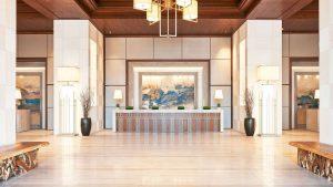 Hilton Dubai Al Habtoor City бронирование