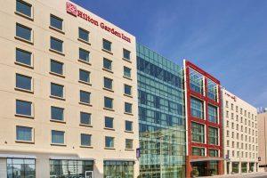 Hilton Garden Inn Hotel Mall of The Emirates бронирование
