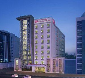 Hilton Garden Inn Dubai Al Muraqabat бронирование