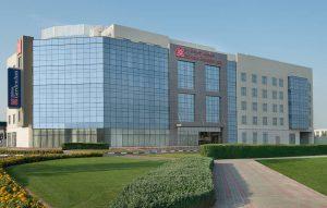 Hilton Garden Inn Dubai Al Mina бронирование
