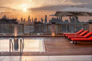 Hilton Garden Inn Al Jaddaf Culture Village бронирование