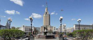 Hilton Moscow Leningradskaya бронирование