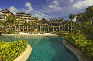 Hilton Sanya Resort & Spa бронирование