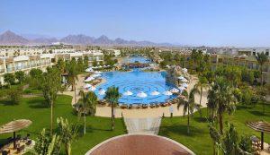 Hilton Sharm Sharks Bay Resort бронирование