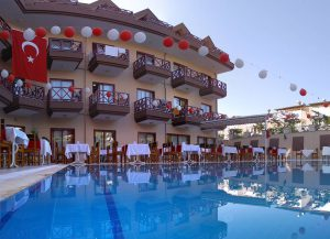 Himeros Beach Hotel бронирование