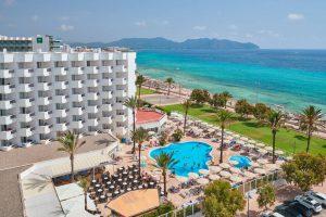 Hipotels Playa De Palma Palace бронирование