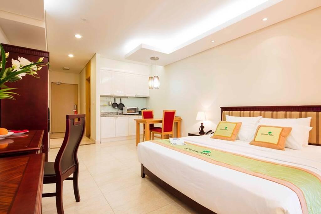 Hoan Cau Luxury Residence Hotel бронирование