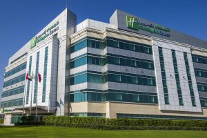 Holiday Inn Express Dubai Airport бронирование