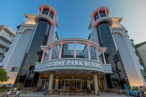 Holiday Park Resort бронирование