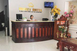 Homey Hotel бронирование