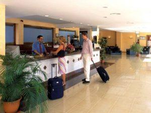 Horizonte Hotel бронирование