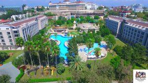 Horus Paradise Luxury Resort бронирование