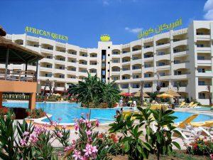 Hotel African Queen бронирование