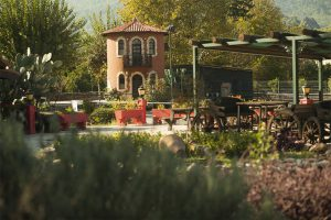 Hotel Berke Ranch&Nature бронирование