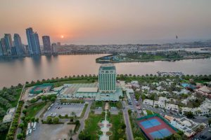 Hotel Holiday International Sharjah бронирование
