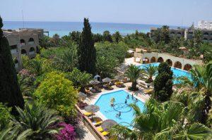 Hotel Mediterranee Thalasso Golf бронирование
