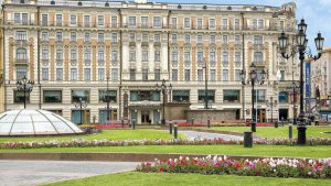 Hotel National, a Luxury Collection Hotel, Moscow бронирование