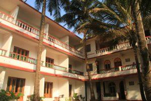 Hotel Shankar's By The Sea бронирование