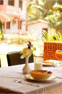 Hotel Siesta De Goa бронирование