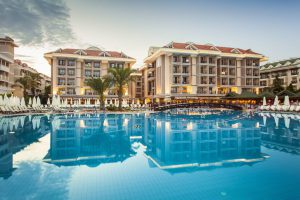 Hotel Turan Prince бронирование