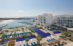 Hyatt Regency Aqaba бронирование