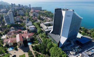 Hyatt Regency Sochi бронирование