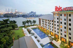Ibis Bangkok Riverside бронирование