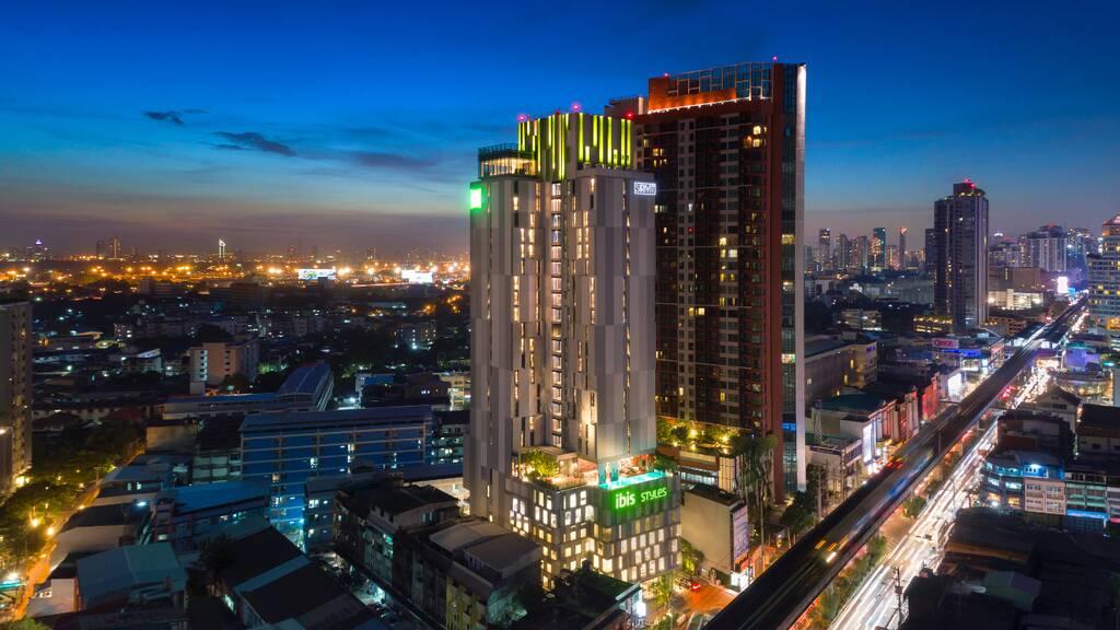 Ibis Styles Bangkok Sukhumvit Phra Khanong бронирование
