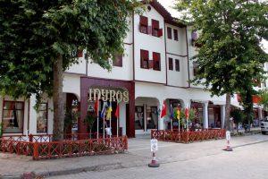 Idyros Hotel бронирование