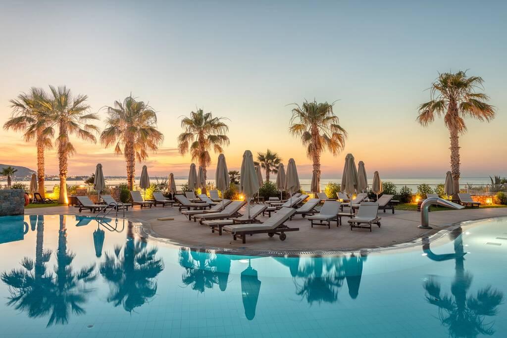Ikaros Beach Luxury Resort & Spa бронирование