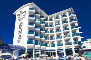Infinity Beach Hotel бронирование