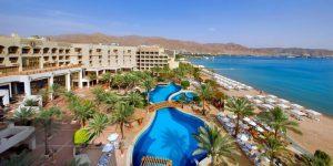 Intercontinental Hotel Aqaba бронирование