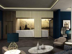Istanbul Beach Hotel (ex.Blauhimmel Hotel) бронирование