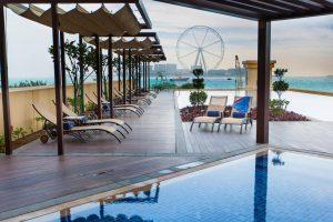 JA Ocean View Hotel бронирование