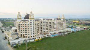 Jadore Deluxe Hotel & SPA бронирование
