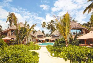 Jambiani Villas Zanzibar бронирование
