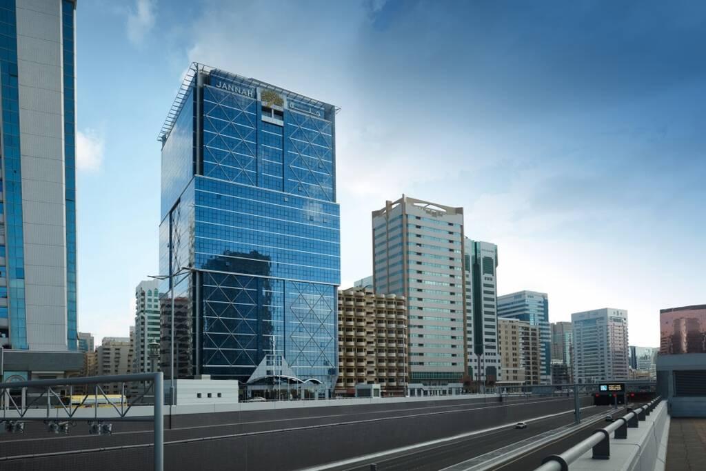 Jannah Burj Al Sarab бронирование